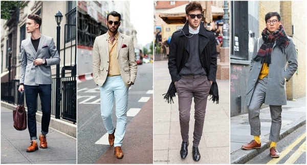 How To Style smart Casual Oxfords