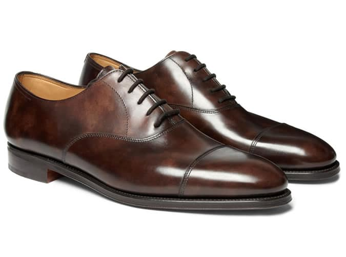 Oxford Shoes - Cap-Toe Oxford Shoes
