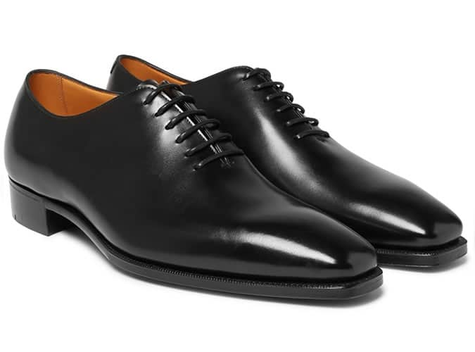 Oxford Shoes - Whole-Cut Oxford Shoes