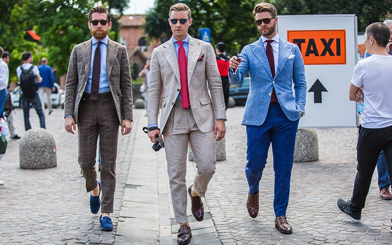 Semi-Formal Suits