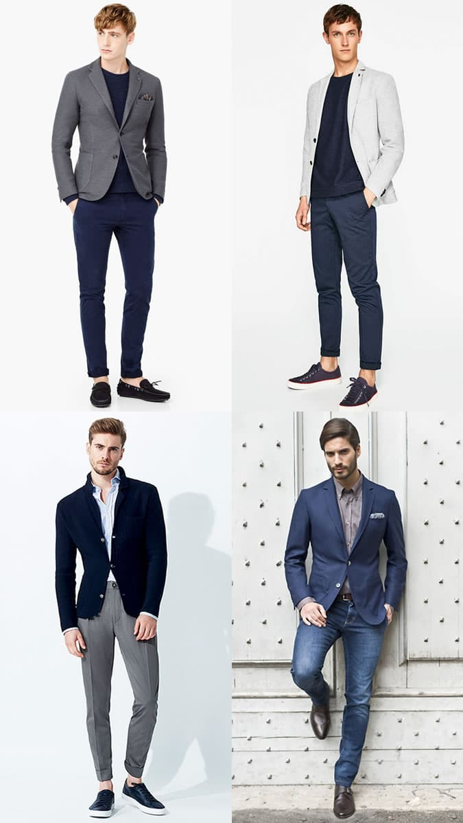 Smart Casual - Blazer Trail