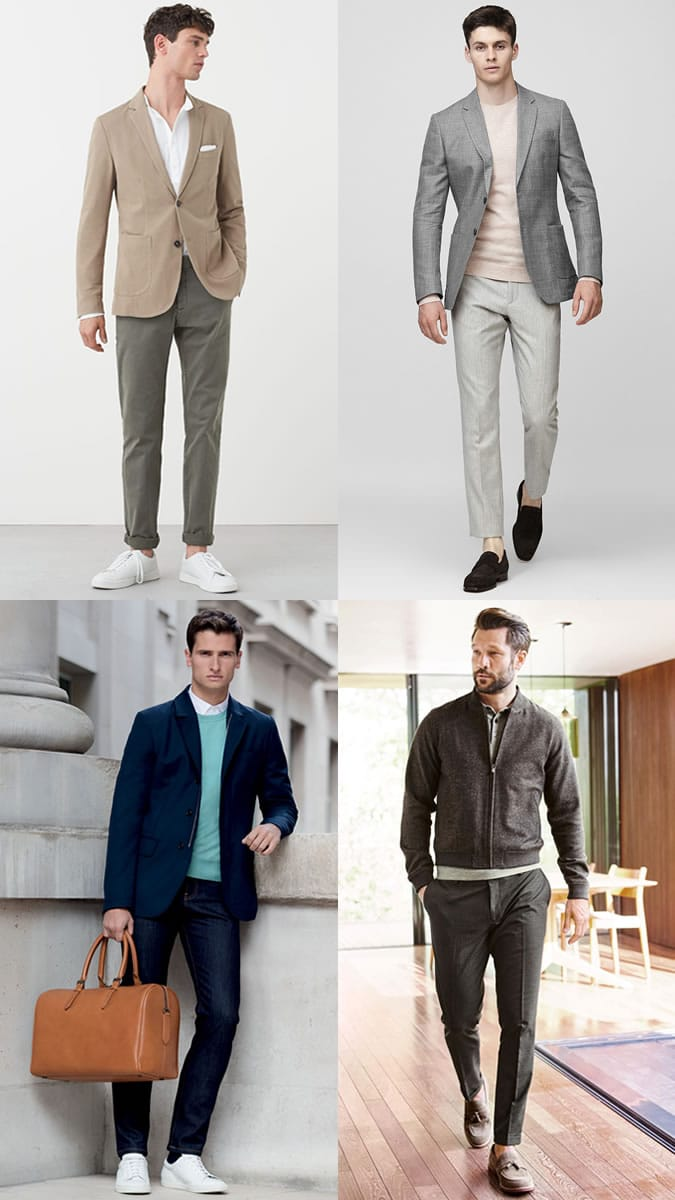 Smart Casual - Pocket The Difference