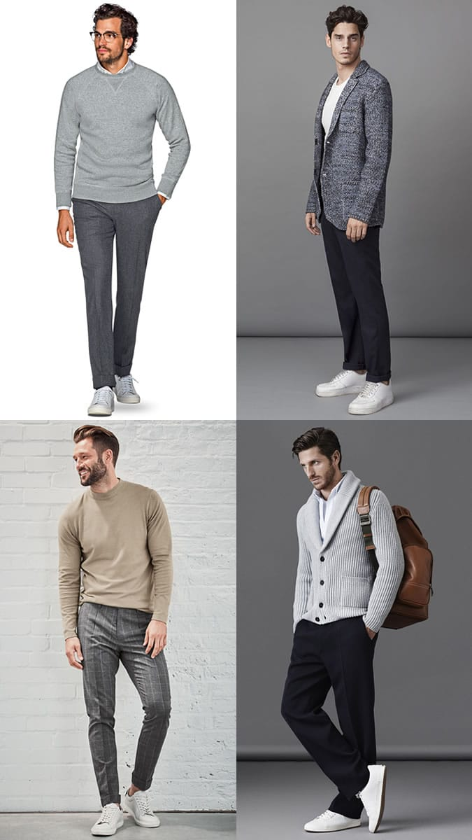 Smart Casual - Put On Your Finery