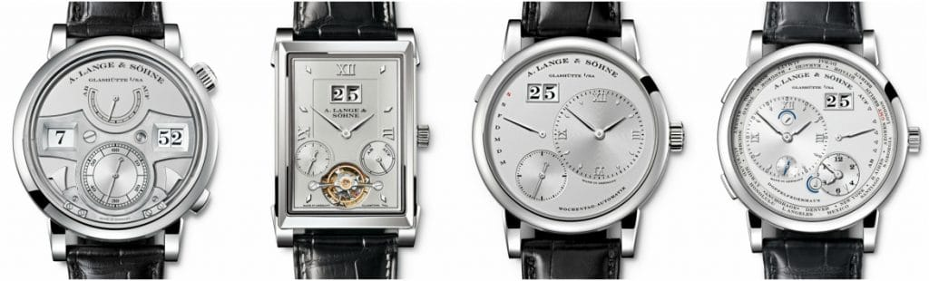 The Best Silver Watches For Men - A. Lange and Söhne