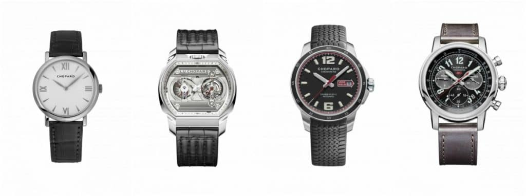 The Best Silver Watches For Men - Chopard
