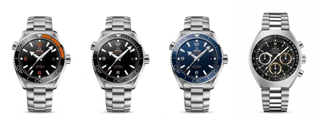 The Best Silver Watches For Men - Omega