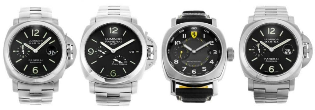 The Best Silver Watches For Men - Panerai