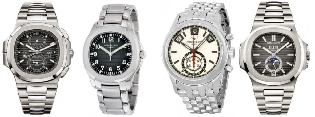 The Best Silver Watches For Men - Patek Phillippe