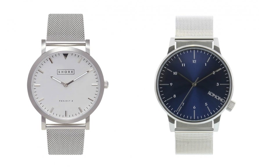 The Best Silver Watches For Men - Strap Watches