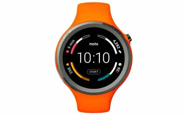 Moto 360 Sport Gps Running And Fitness Watches