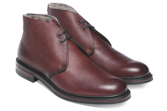 Best Chukka Boots Brands - Cheaney