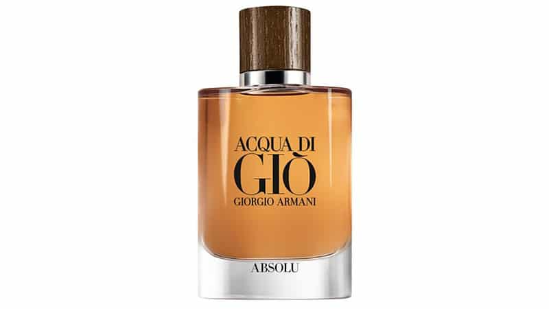 Best Smelling Winter Colognes And Fragrances - Acqua Di Gio Absolu Eau De Parfum