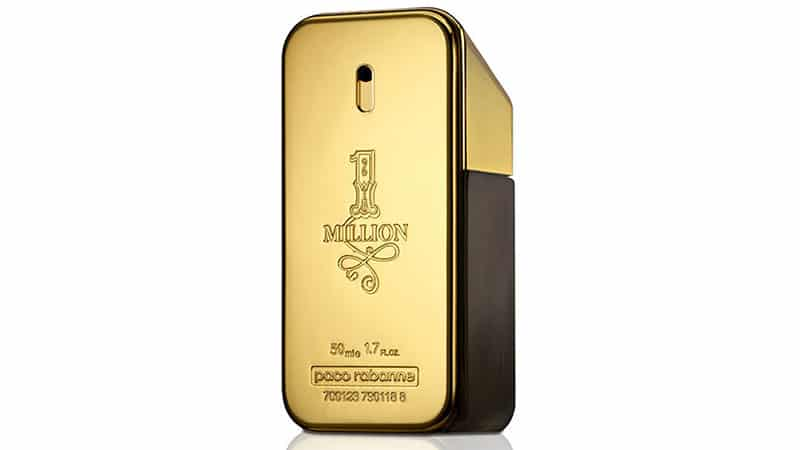 Best Smelling Winter Colognes And Fragrances - Paco Rabanne 1 Million