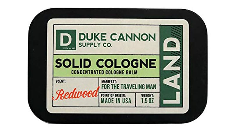 Best Solid Colognes - Duke Cannon Solid Cologne