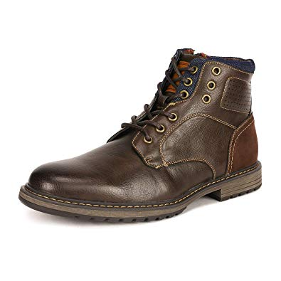 Bruno Marc Men's Philly Dress Chukka Boots
