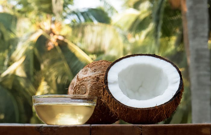 Coconut Oil And Onion Juice For Hair Growth