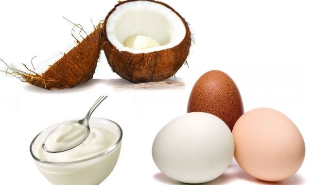 How Eggs Prevent Hair Loss - Coconut Oil And Egg For Hair Growth