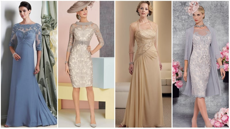 Mother Of The Bride Dresses - Jewellery