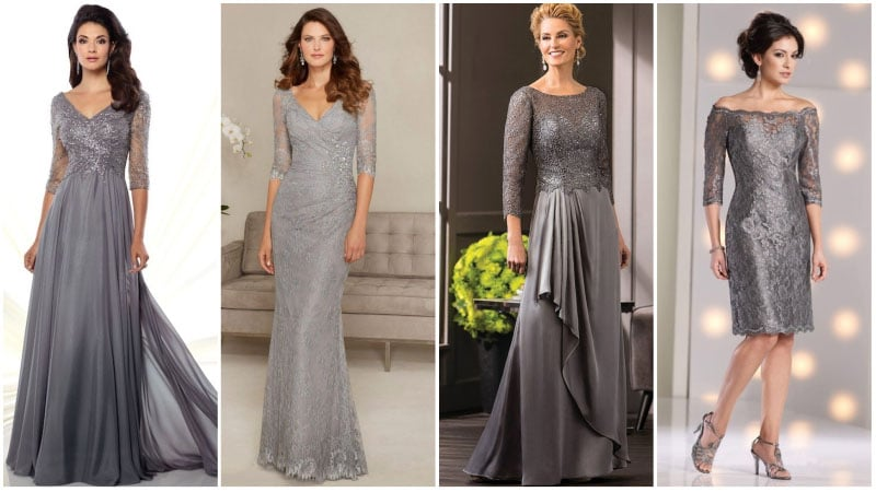 The Most Beautiful Mother Of The Bride Dresses | 2KnowAndVote