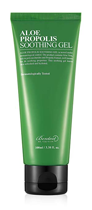 BENTON Aloe Propolis Soothing Gel - Step 9