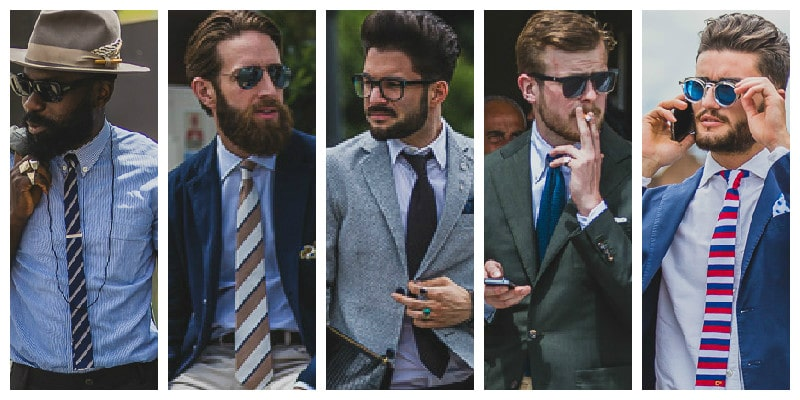 Cocktail Attire For Men - Ties