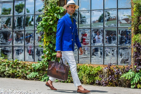 How To Wear Loafers Like A Dapper Man