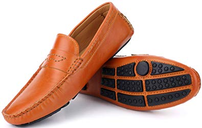 Italian Dress Casual Loafers for Men