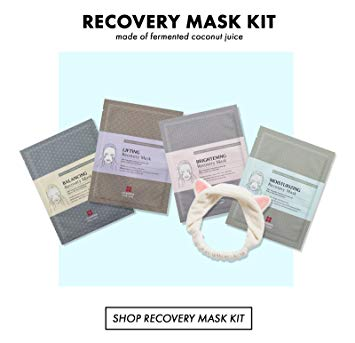 LEADERS Balancing Recovery Mask - Step 7