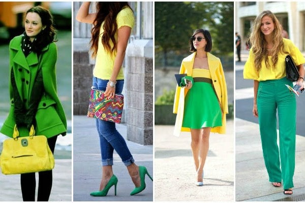 Perfect Clothing Colour Combinations For 2019