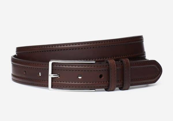 Bonobos Leather Dress Belt
