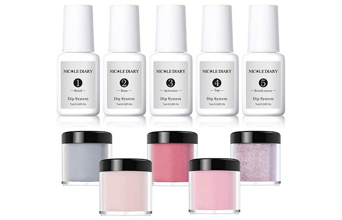 Dip Powder Manicure Kits - 3