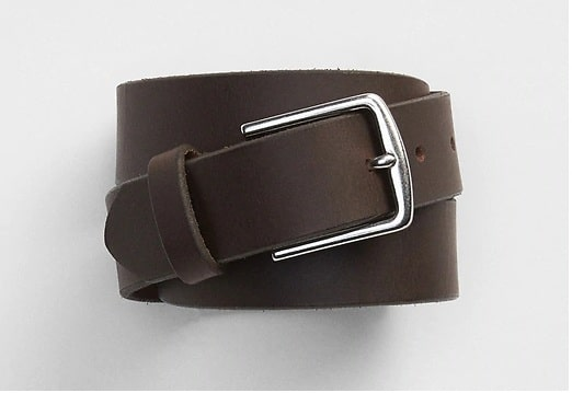 Gap Basic Leather Belt