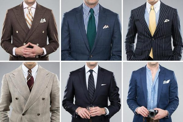 Men's Dress Shirt Collar Types Guide