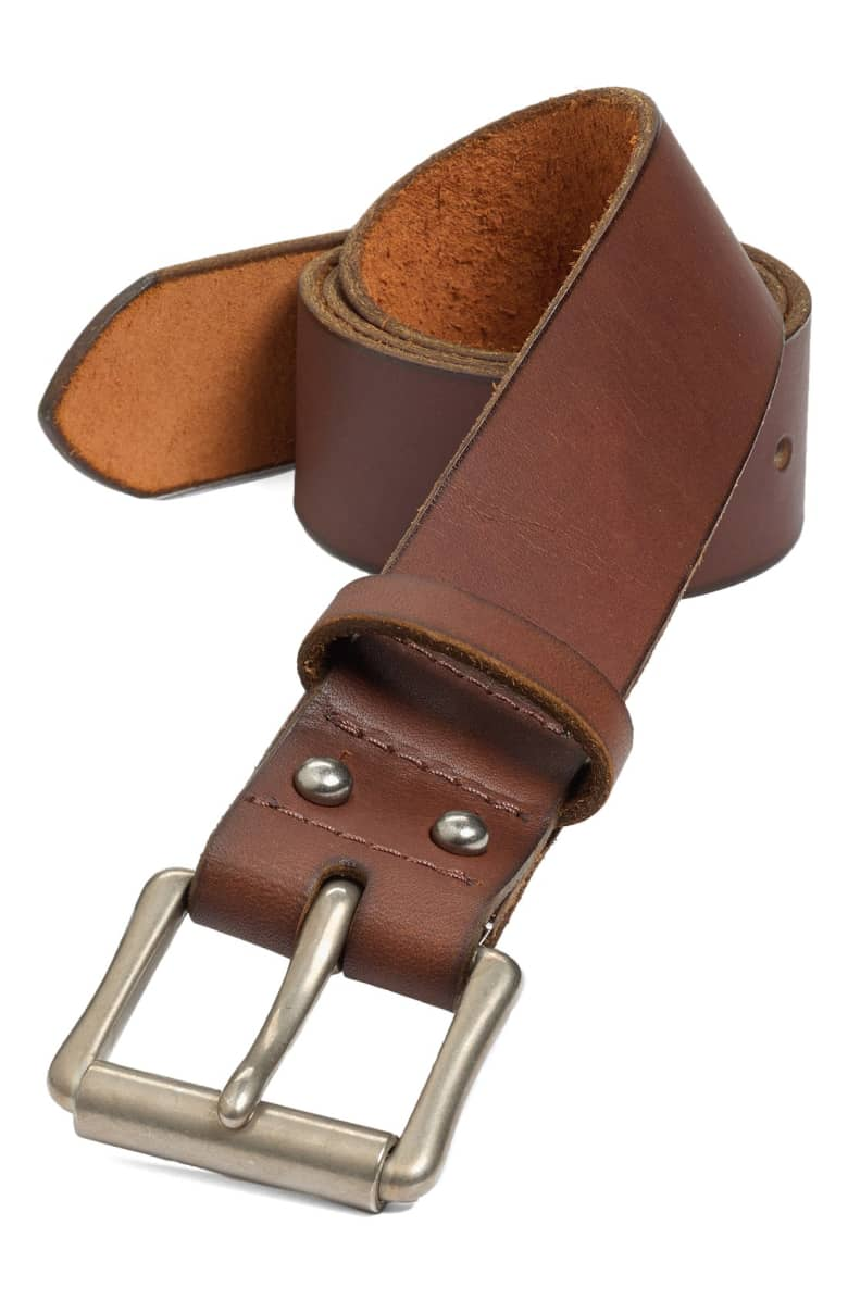 Red Wing Pioneer Belt