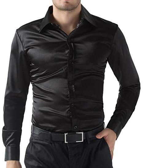 Silk Dress Shirts
