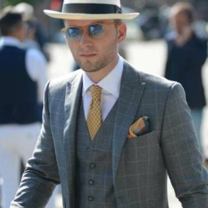 Guide To Suit, Shirt and Tie Combinations