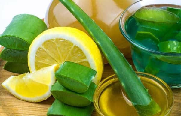 Aloe-Vera-And-Lemon-Juice