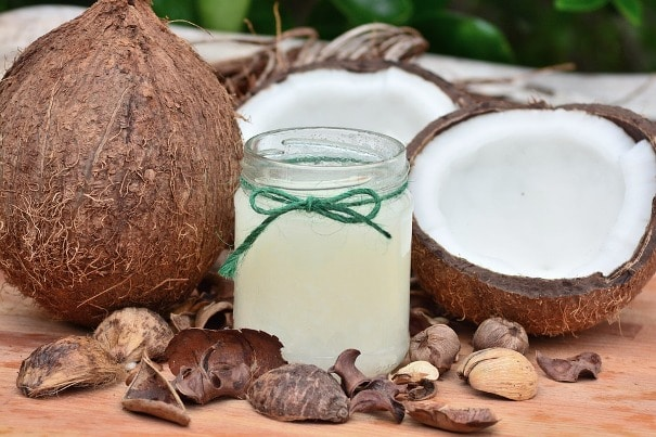 Using Coconut Oil - How to get rid of wrinkles