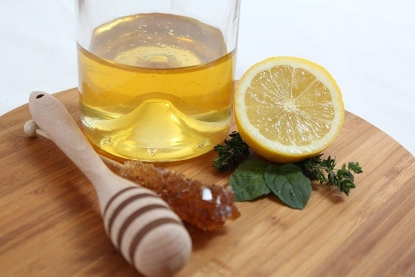 Using Honey and Lemon to get rid of wrinkles