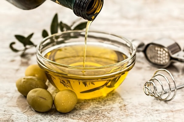 Using Olive Oil - How to get rid of wrinkles