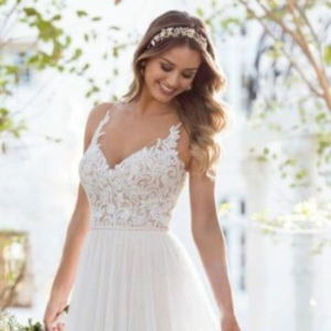Bohemian Wedding Dresses For Fanciful Brides