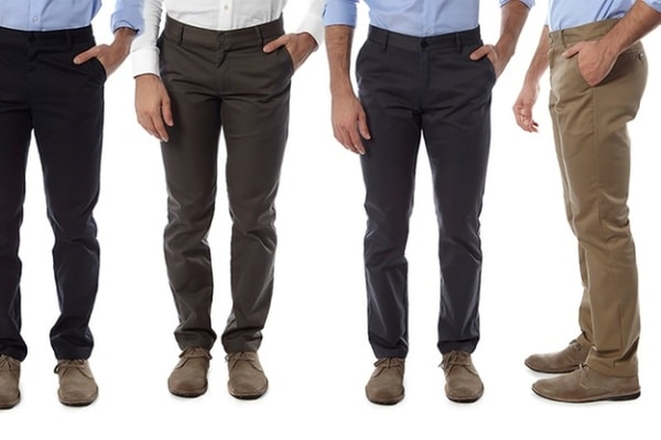 Chino Pants Fit and Styles
