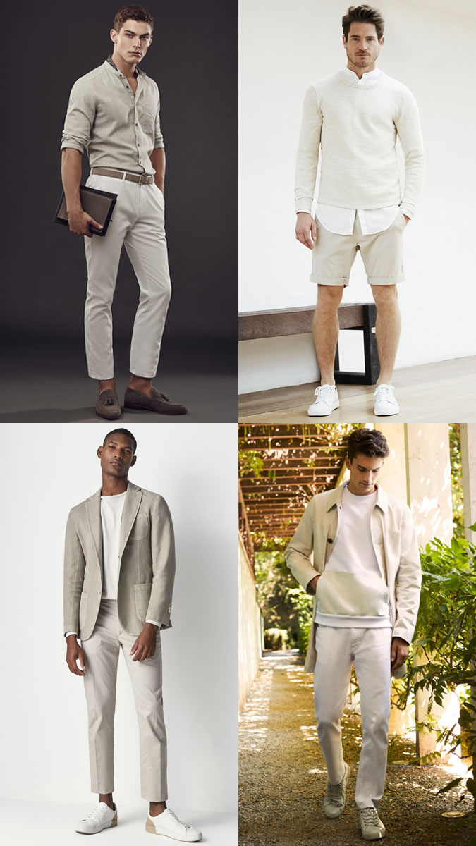 Tonal Dressing Colours Neutrals