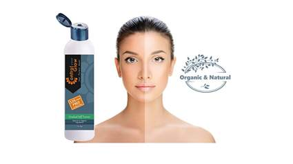 Control Your Glow Organic Sunless Tanner