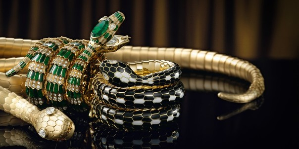 Bvlgari Luxurious Jewelry Brands