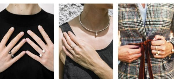 Wear Pearl Jewelry During Office Hours