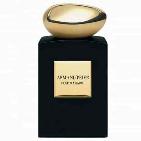 Armani Privé Rose d'Arabie Best Luxury Fragrances For Men