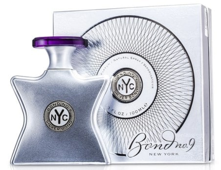 Bond No. 9 Silver Bond Best Luxury Fragrances For Men