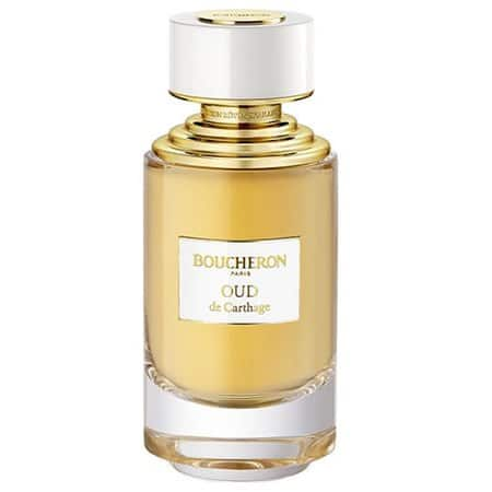 Boucheron Oud de Carthage Best Luxury Fragrances
