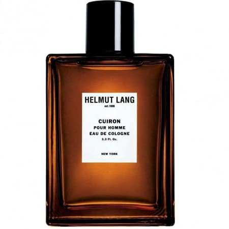 Helmut Lang Cuiron by Helmut Lang for Men Best Luxury Fragrances